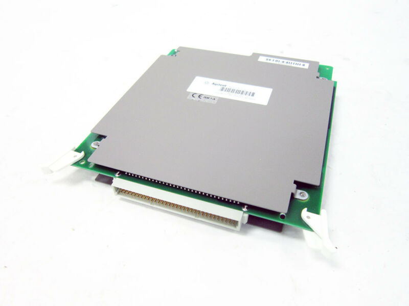 HP AGILENT KEYSIGHT N2263A 32-BIT DIGITAL INPUT OUTPUT MODULE
