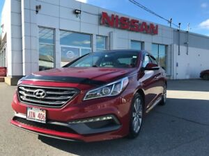 2015 Hyundai Sonata SPORT    $105 BI WEEKLY Sporty sedan loaded