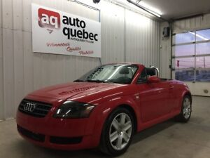 2004 Audi TT Décapotable 1.8 L Turbo