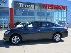 2015 Nissan Sentra SV  NEW TIRES 91 B/W O.A.C LOW FINANCE RATES