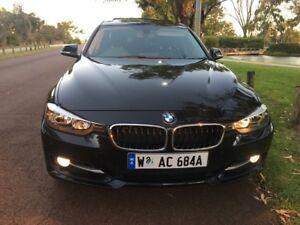 BMW 328 I f30 2012