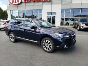 2018 Subaru Outback 2.5i Premier w/eyesight pac. like New.