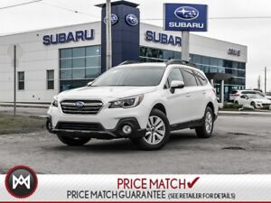 2018 Subaru Outback Touring apple car play with navi