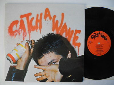 "Catch A Wave 2 x 10"" LP 1978 UK Near Mint MOTORHEAD/STUKAS/BLONDIE/ULTRAVOX comprar usado  Enviando para Brazil"