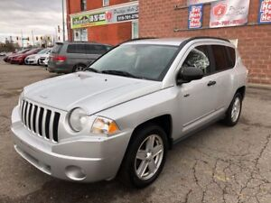 2009 Jeep Compass ONE OWNER/NO ACCIDENT/SAFETY/WARRANTY