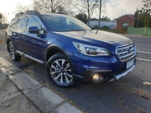 2017 Subaru Outback MY17 3.6R AWD Lapis Blue Continuous Variable Wagon