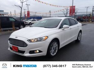 2014 Ford Fusion SE- $133 B/W SE..REMOTE START..HEATED LEATHER S