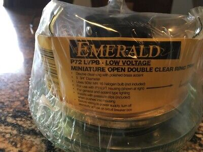Emerald P72 LVPB Low Voltage Or Any 4