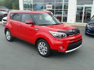 2018 Kia Soul Warranty to April 30, 2023.