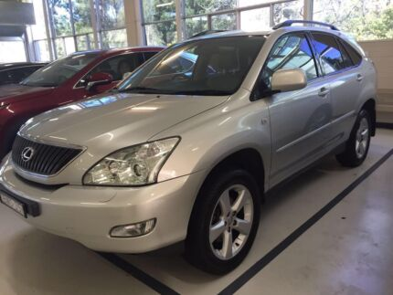2005 Lexus RX330 SUV Milsons Point North Sydney Area Preview