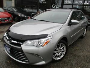 2015 Toyota Camry LE-BACK-UP CAMERA-BLUETOOTH CONNECTIVITY