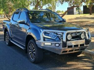 2019 Isuzu D-MAX MY19 LS-T Crew Cab 4x2 High Ride Grey 6 Speed Sports Automatic Utility Prospect Prospect Area Preview