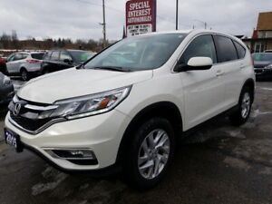 2015 Honda CR-V EX-L LEATHER !!  SUNROOF !!  BLUE TOOTH !!