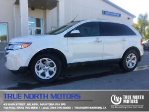 2013 Ford Edge SEL AWD Leather Moon Roof No Accidents
