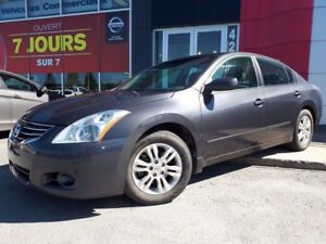 2012 Nissan Altima 2.5 S MAG , GROUPE ELECTRIQUE, AIR