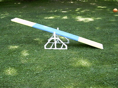 Dog Agility Equipment - Teeter Stand - ...