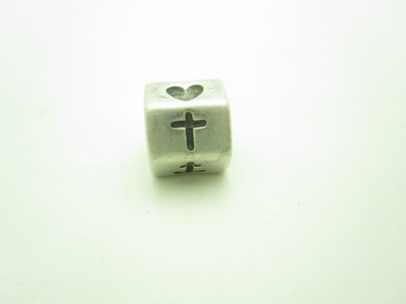 Pandora Sterling Silver Faith Love Hope Charm