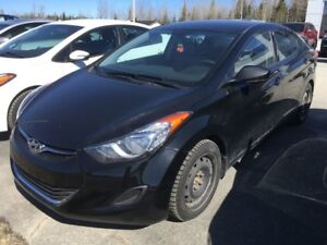 2013 Hyundai Elantra GL PNEUS D'HIVER Winter tires included