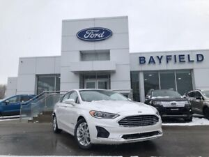 2019 Ford Fusion Hybrid SEL FORDPASS CONNECT|SPEED SENSITIVE...
