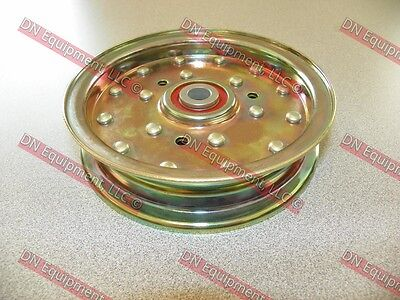 Frontier Idler Pulley Fits Gm1060s Gm1072s Finish Mower Pn 5wp53595