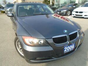 2006 BMW 3 Series 323i SUNROOF  NO ACCIDENT 4 NEW TIRES NO RUST