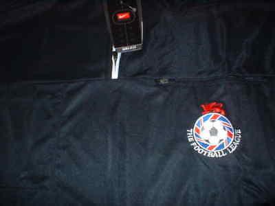 Referee Nike BNWT Football League Shirt Jersey Adult M Football Soccer Black L/S