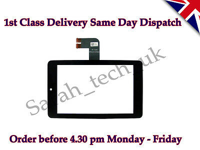 New Asus MeMo Pad HD 7 ME173X ME173 Touch Screen Digitizer Front Glass Lens Touch Screen Digitizer Lens