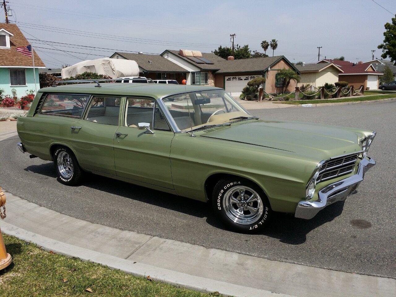 1967 Ford Galaxie Ranch Wagon
