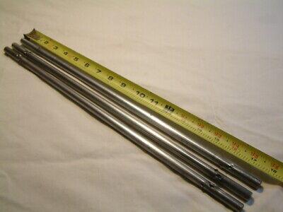 8 X 12 Chandler Price Letterpress Press Roller Cores Set Of Three