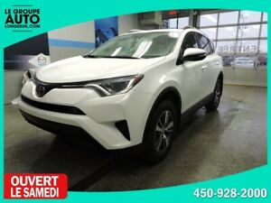 2018 Toyota RAV4 LE AWD CAMERA MAG ET PLUS
