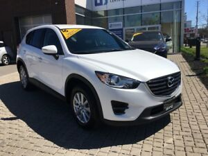 2016 Mazda CX-5 MANUAL GX-SKY FWD CPO! *Bi-Weekly Payment $171.6
