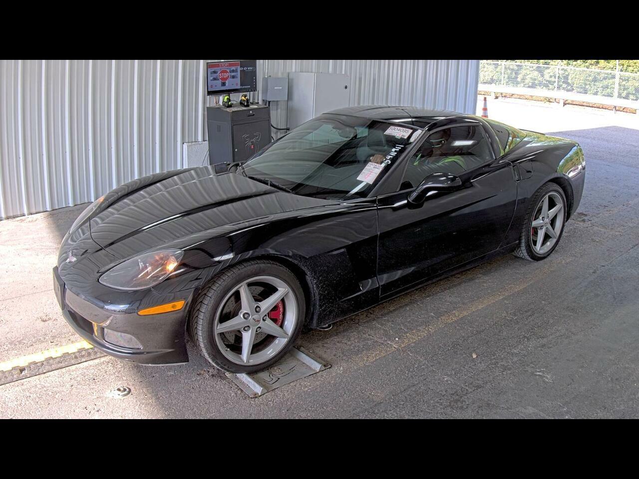 2013 Black Chevrolet Corvette   | C6 Corvette Photo 1
