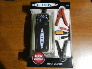 Ctek Battery Charger Multi US 7002 56-353