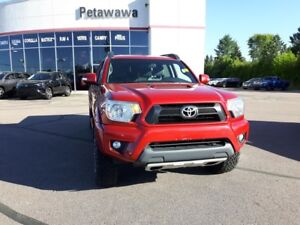 2014 Toyota Tacoma Trail Teams Sport TRD Double Cab