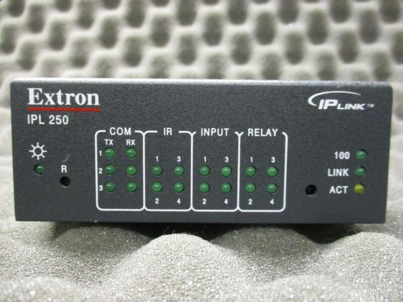 EXTRON IPL 250 IP Link Control Processor