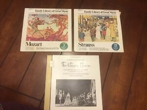 Classical LP's all 3 only $10