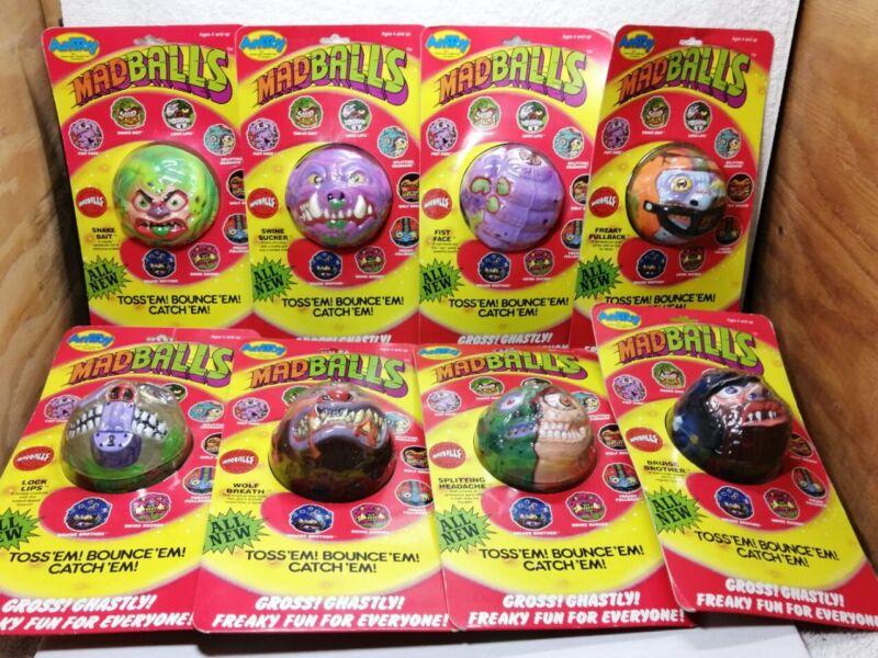 Madballs Lot Sealed Moc Vintage 80's
