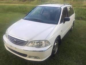 2000 Honda Odyssey (7 Seat) Wagon Salisbury Brisbane South West Preview