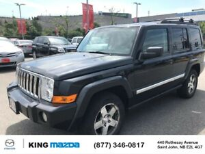2010 Jeep Commander Sport 7 Passenger..4X4..One Owner..Local...