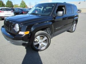 2016 Jeep Patriot High Altitude***CUIR+TOIT+MAGS+SIEGES CHAUFFAN