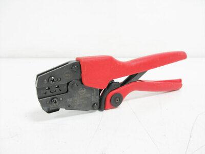 Molex 63811-0400 Hand Crimp Tool With Locator 18 - 14 Awg 638110400