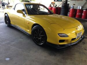 Feed Side steps 92-2002 FD RX7