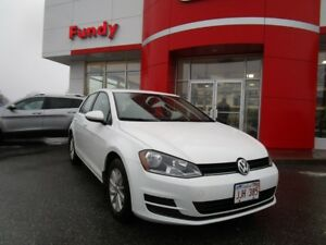 2015 Volkswagen Golf TSI w/Heated front seats, $149 B/W MANUAL