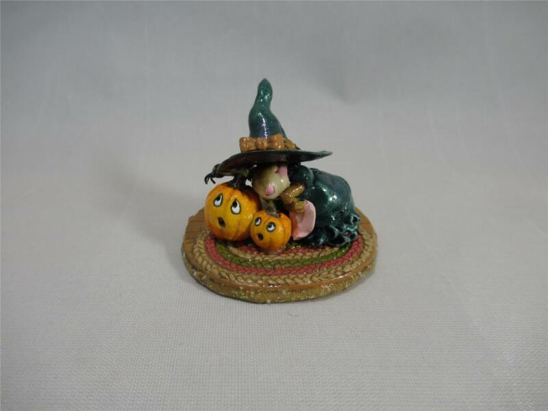 Wee Forest Folk Dreamweaver Halloween Limited Edition 2012 - New in WFF Box