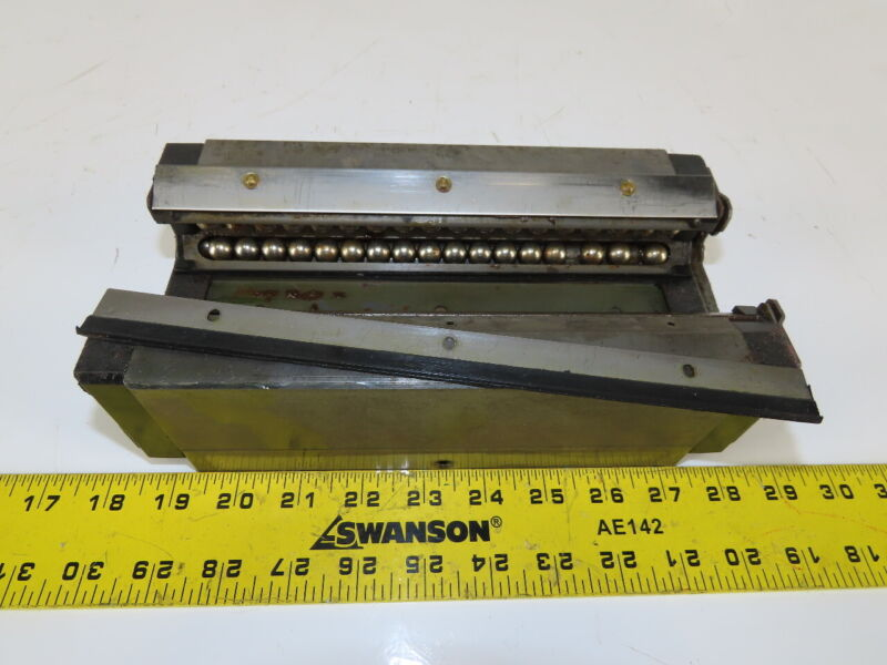 THL HSR65 60mm Linear Guide Bearing Block Needs Repaired