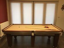 Billiard Table - Unique & Comtemporary Pascoe Vale South Moreland Area Preview