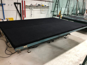 Glass Cutting / Breaking table