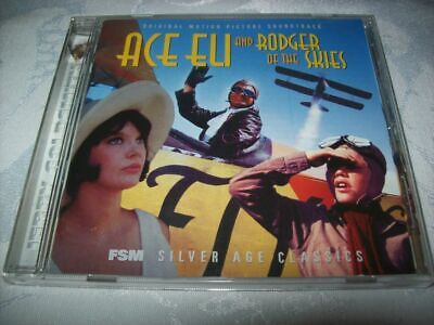 CD - ACE ELI AND RODGER OF THE SKIES - JERRY GOLDSMITH - FSM - LIMITED - 2001