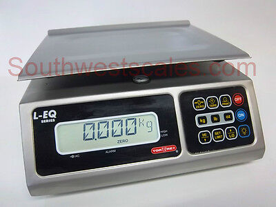 Tor Rey LEQ-5/10 Portioning Scale, 10 LB Capacity - Legal for Trade