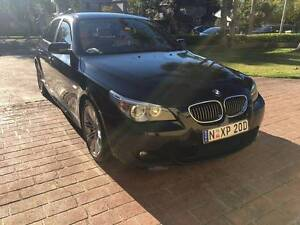 2007 BMW 530i E60 Pro Pack Sport Edition East Lindfield Ku-ring-gai Area Preview
